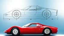 Ferrari Dino 206 P Berlinetta Speciale