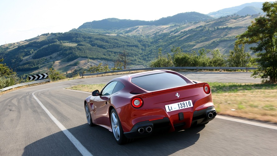 Next-gen Ferrari F12 to stay naturally aspirated, reports say