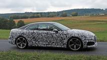 Audi RS5 Spy Photos
