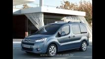Nova geração do Citroën Berlingo será lançada em junho na Europa