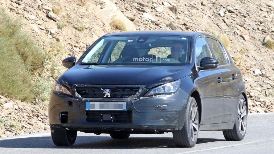 Yeni Peugeot 308'in ipuçları