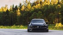 Volvo S60 test car for 2017 WTCC