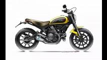 Akrapovic'in Ducati Scrambler İçin Ürettiği Egzoz, Canavarı Dışarı Çıkartıyor