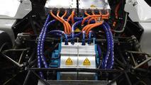 Toyota TMG EV P002 Nurburgring lap record 02.10.2012