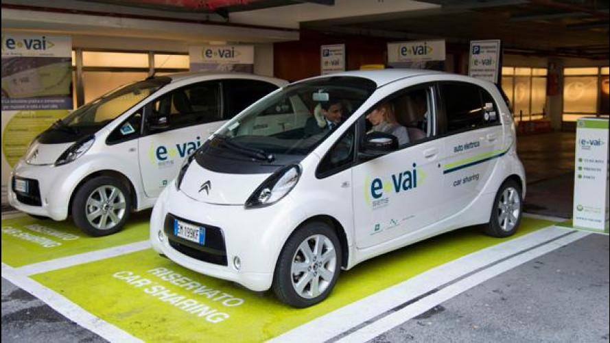 Car sharing: a Milano