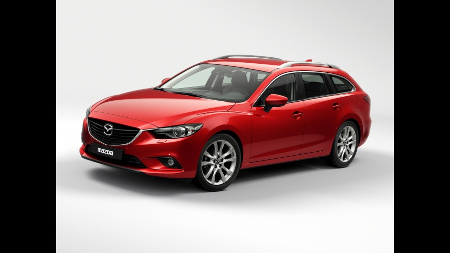 Agora é a vez da station: Mazda divulga primeiras imagens e detalhes oficiais do novo Mazda6 SW