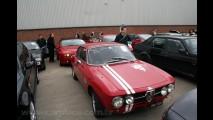 Maior carreata do mundo: Alfa Romeo entra para o Guinness Book - Veja fotos do evento