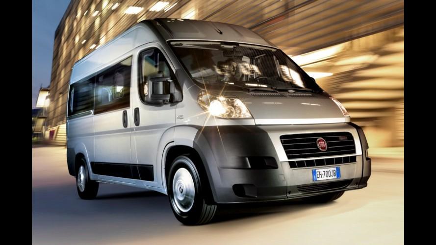 Fiat Ducato será produzida no México e comercializada nos EUA sob a marca RAM
