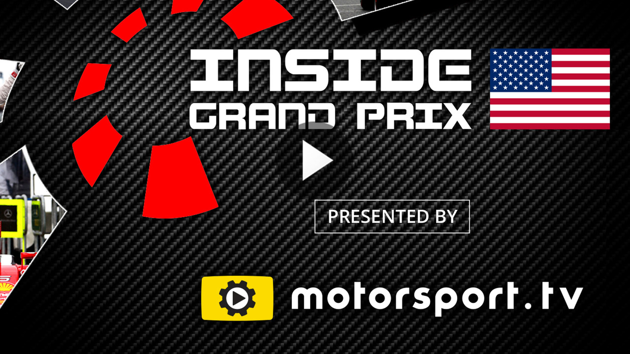 Inside Grand Prix - 2016: USA - Part 1 and 2