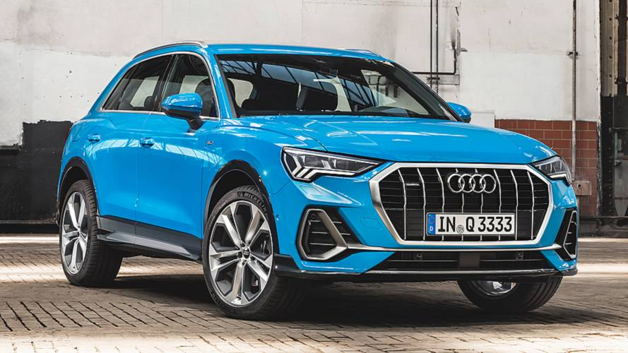 Oficial: Novo Audi Q3 2019 cresce e fica mais esportivo