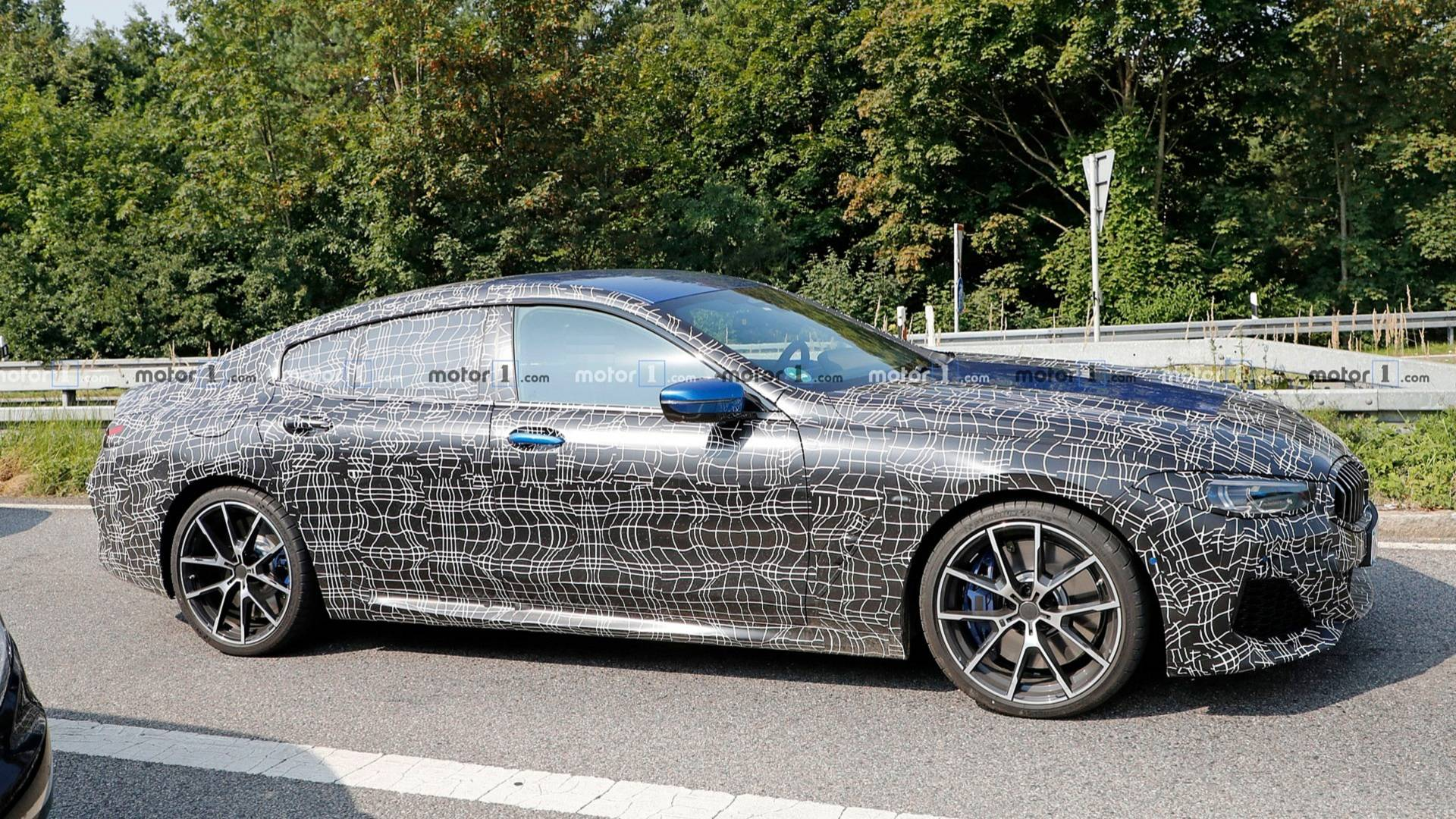 2019 - [BMW] Série 8 (G14/G15) - Page 25 Bmw-8-series-gran-coupe-spy-photo