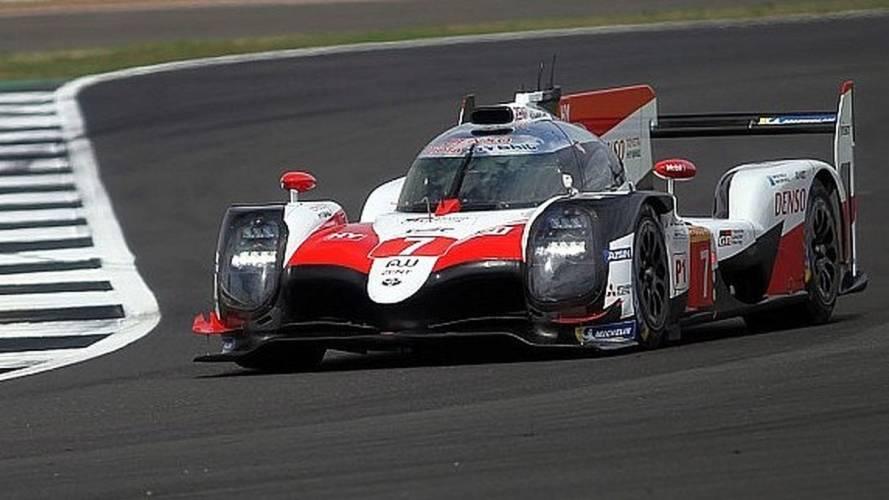 Un error de Nakajima da la pole al Toyota #7 en Silverstone y Alonso saldrá 2º