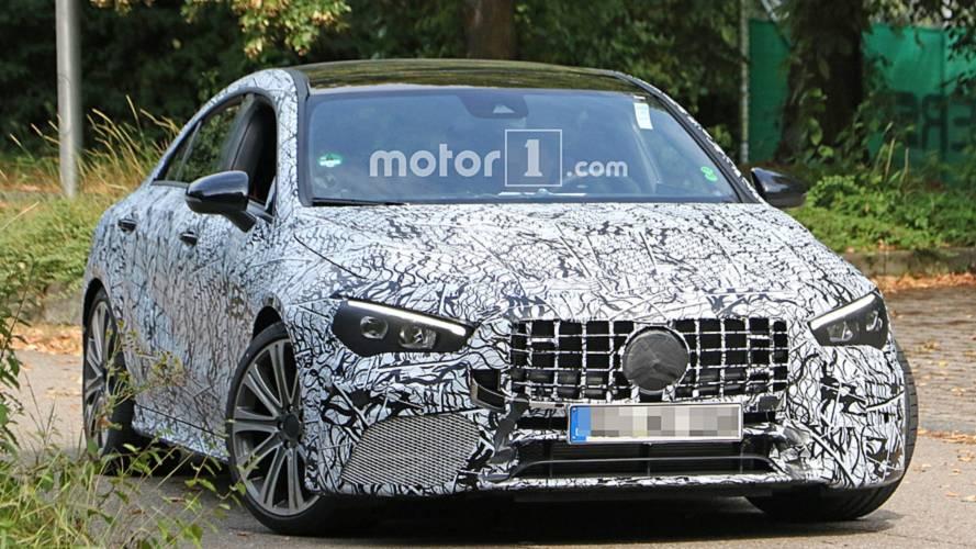 2019 Mercedes-AMG CLA 45 Casus Fotoğrafları