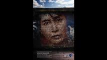 Lancia per Aung San Suu Kyi