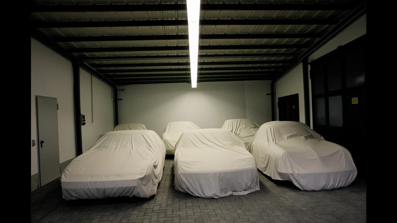 Al nuovo Museo Porsche, le prime 12 supercar