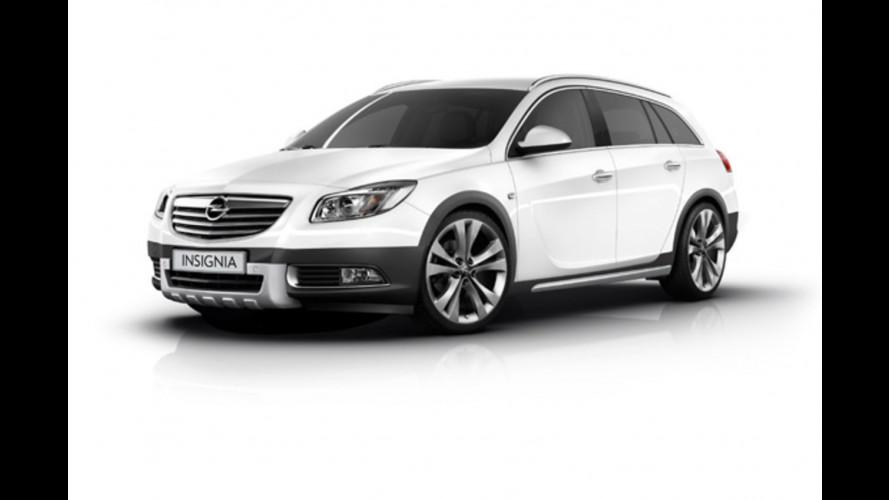 Schemi Elettrici Opel Insignia : Opel insignia sports tourer news foto video listino