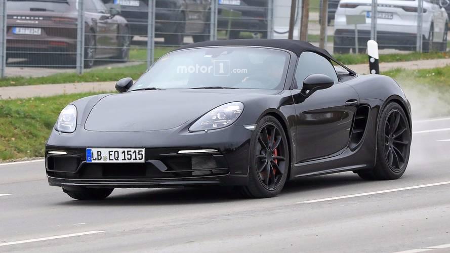 ¿Te gustaría un Porsche 718 Boxster Spyder con el motor de un 911 GT3?