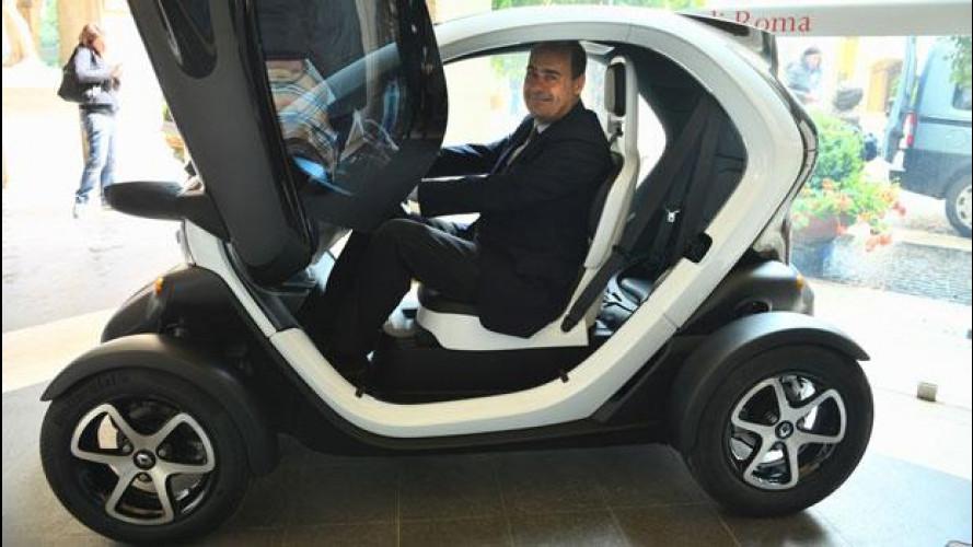 500 giovani studenti a scuola di guida sicura insieme a Renault Twizy