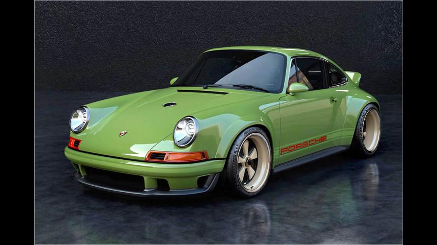 Singer DLS: Porsche 911 mit Mega-Leichtbau