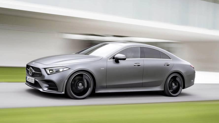 Nuova Mercedes CLS 2018