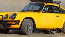 LuftAuto Porsche 911 rally car