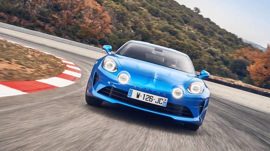 Alpine A110 vs Porsche 718 Cayman S: The numbers