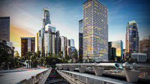 Hyperloop Transportation Technologies hyperloop concept