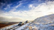 Mercedes'in 12 SUV'si kamuya açık yolları kullanmadan Birleşik Krallığı baştan başa geçiyor