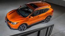 2017 Nissan Rogue Sport resmi fotoğraflar
