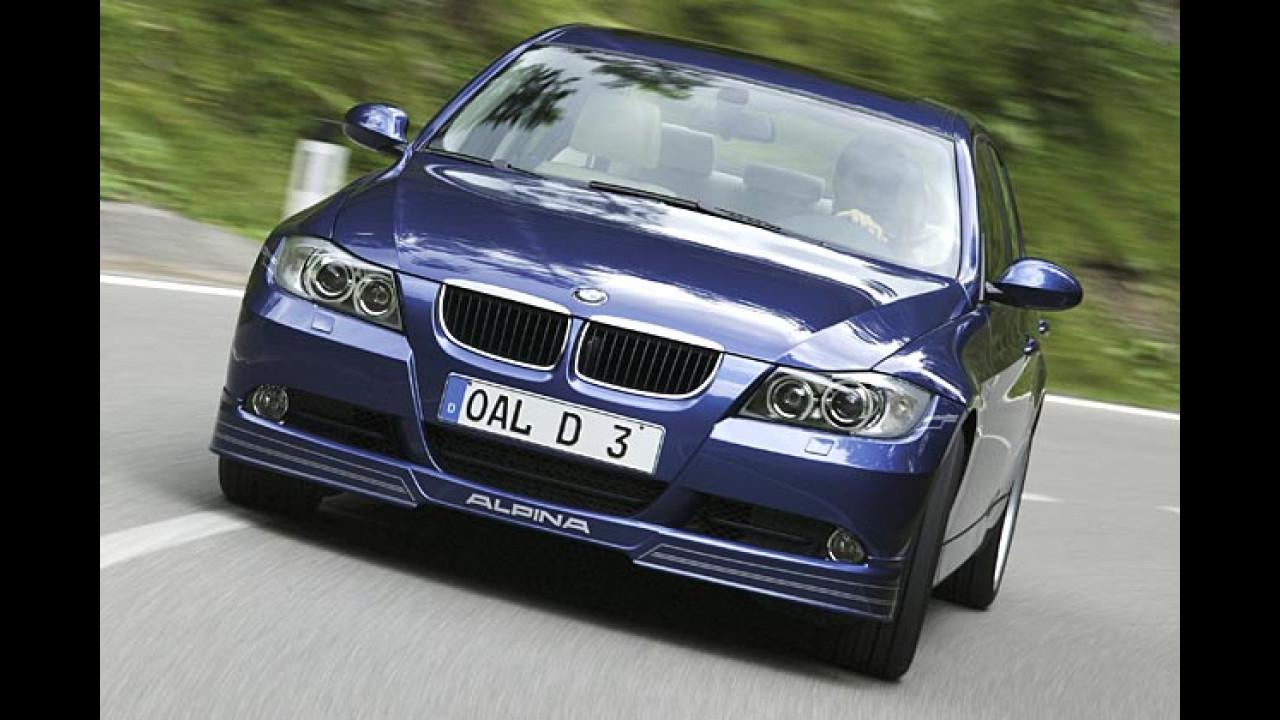 Alpina D3: Sport-Diesel