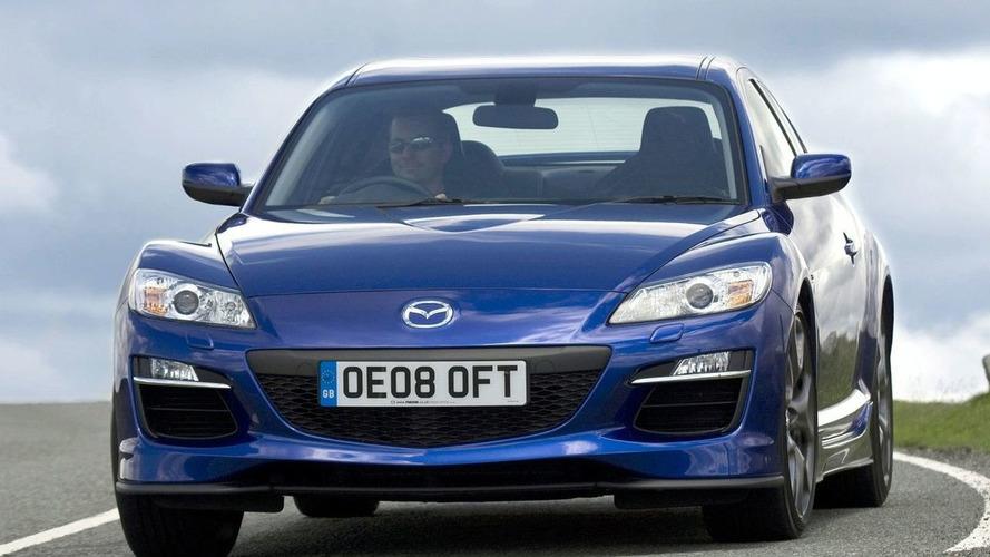 Mazda RX-8 R3 Hits the UK