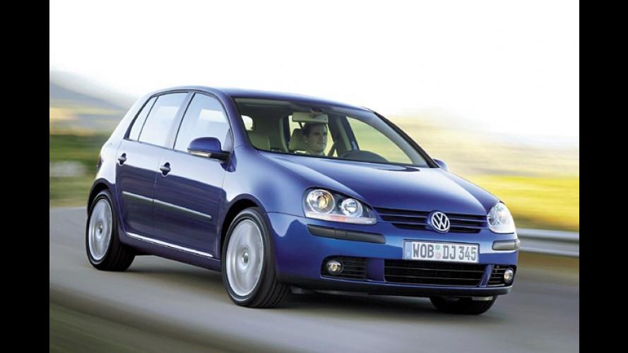 Volkswagen bestätigt Vermutung: Golf wird billiger