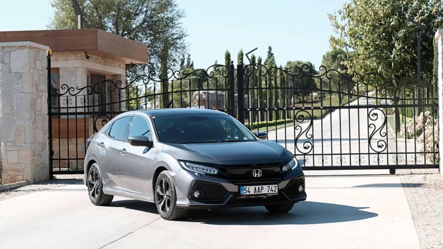 2018 Honda Civic i-DTEC Otomatik İlk Sürüş: CVT olmadan da oluyormuş!