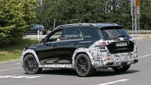 Mercedes-AMG GLE 63 Spy Photos