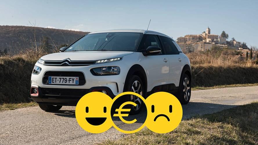Promozione Citroën C4 Cactus, perché conviene e perché no