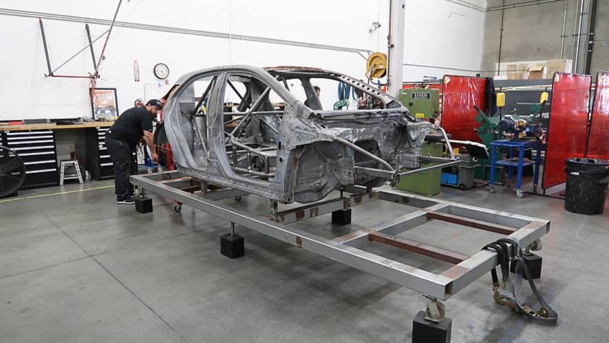 2018 Drift Toyota Corolla