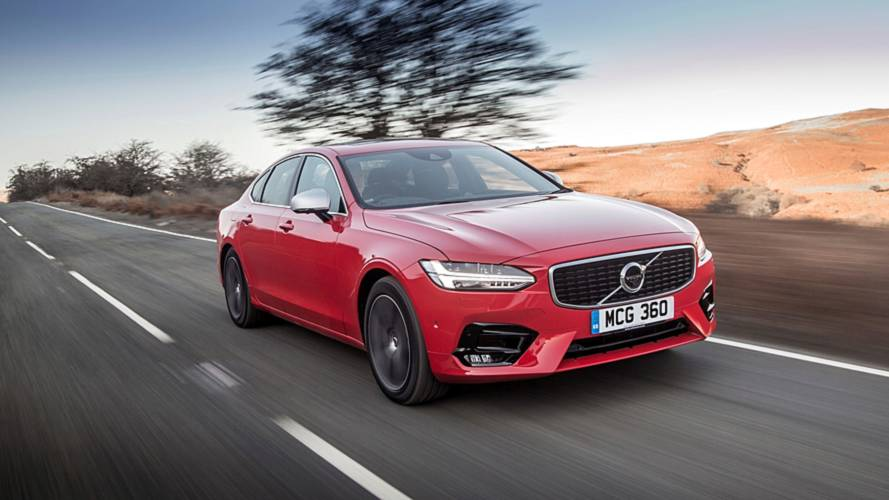 Volvo UK adds new turbo engine to S90, V90 and XC90