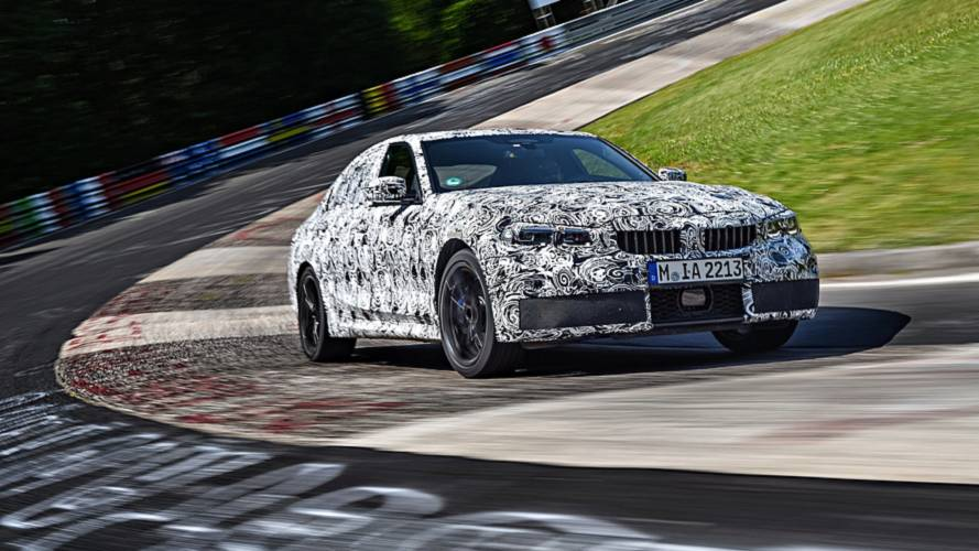 BMW Serie 3 2019: datos confirmados y nuevas fotos oficiales