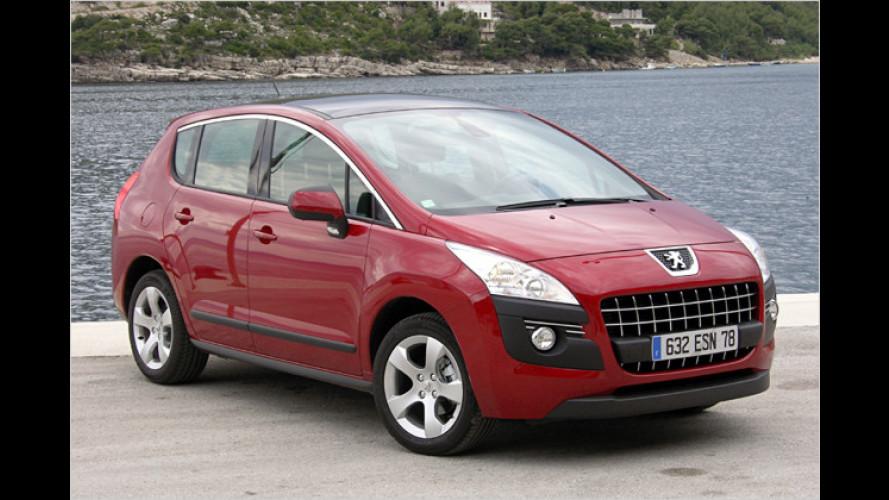 Peugeot 3008: Kleiner Diesel ergänzt die Motorenauswahl
