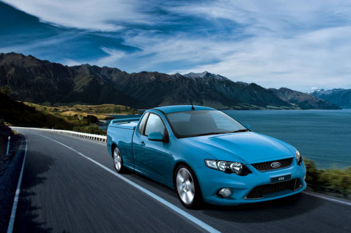 Know Your Vehicle: The Australian Ute