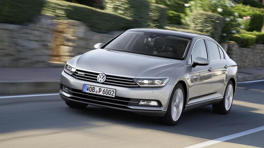 Volkswagen details 'the best Passat ever' in 115 photos