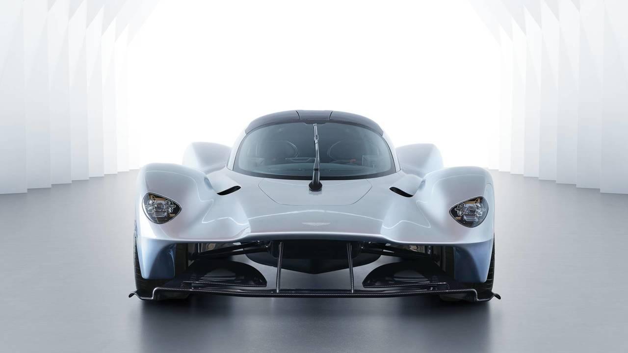 3. Aston Martin Valkyrie