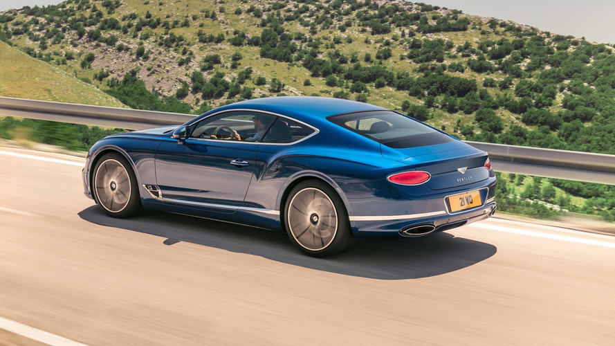 La prochaine Bentley Continental GT abandonnera le moteur thermique