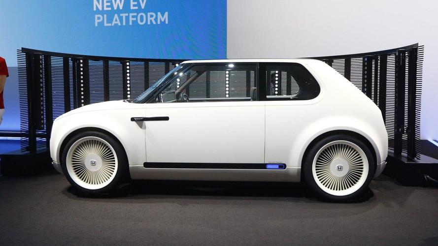 VIDÉO - La Honda Urban EV Concept à Francfort