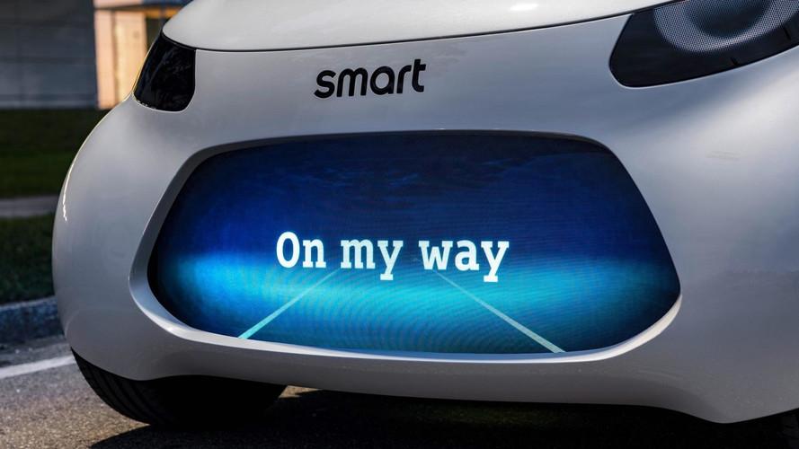 Teaser - Smart à Francfort avec un nouveau concept