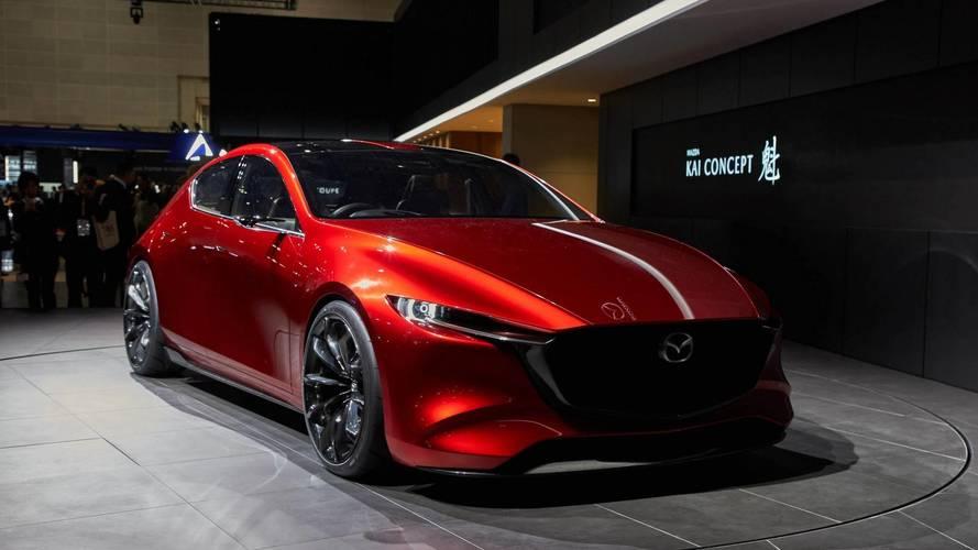 Mazda Kai Concept Hints At Mazda3 Future In Tokyo