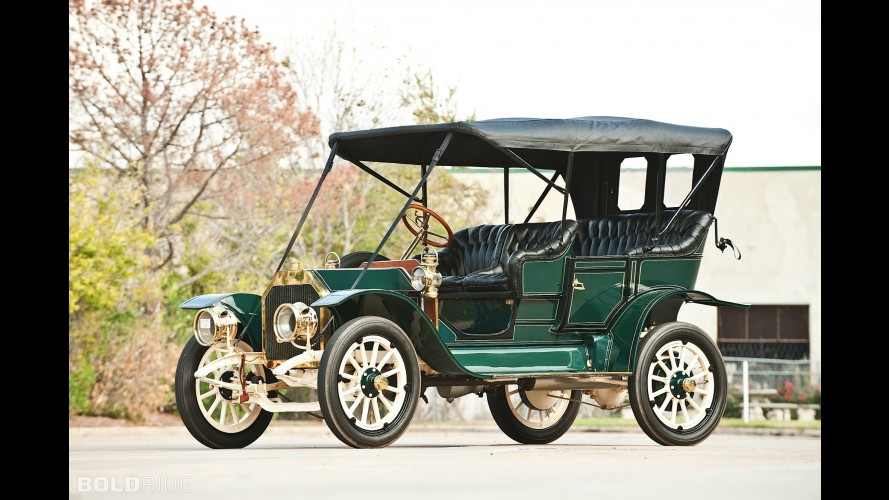 Buick Model 19 Five-Passenger Touring