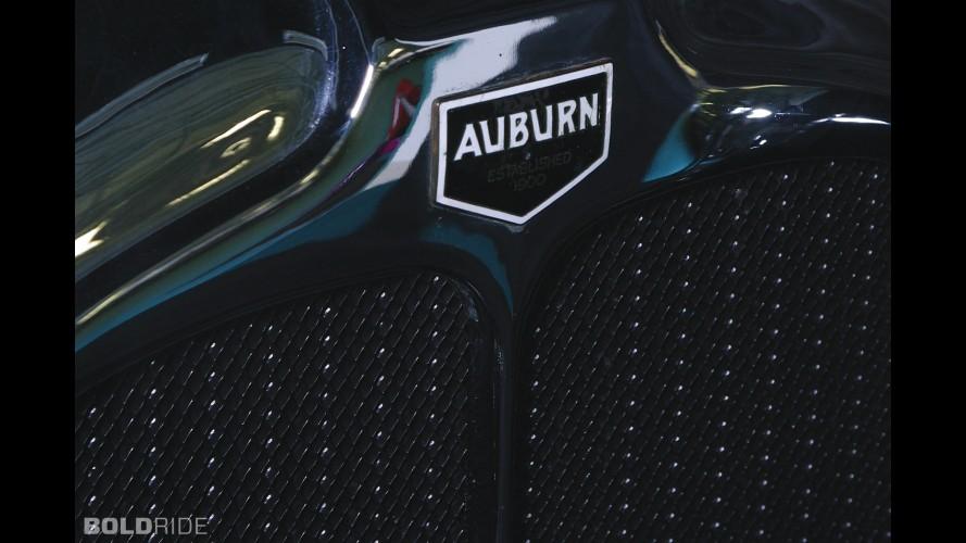Auburn 8-125 A Deluxe Sedan