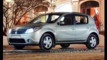 Renault lança oficialmente o Sandero na Rússia