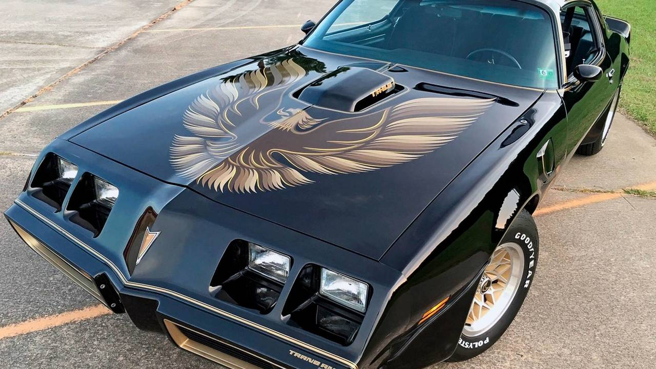 Pontiac Firebird, Smokey and the Bandit